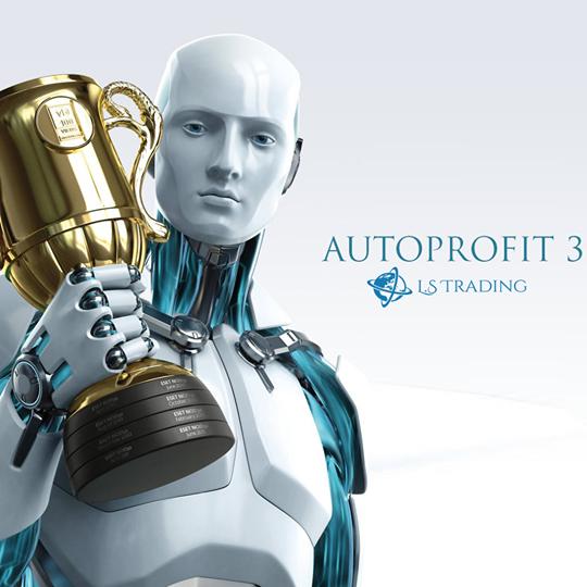Sistem automata de tranzactionare EA Profit3