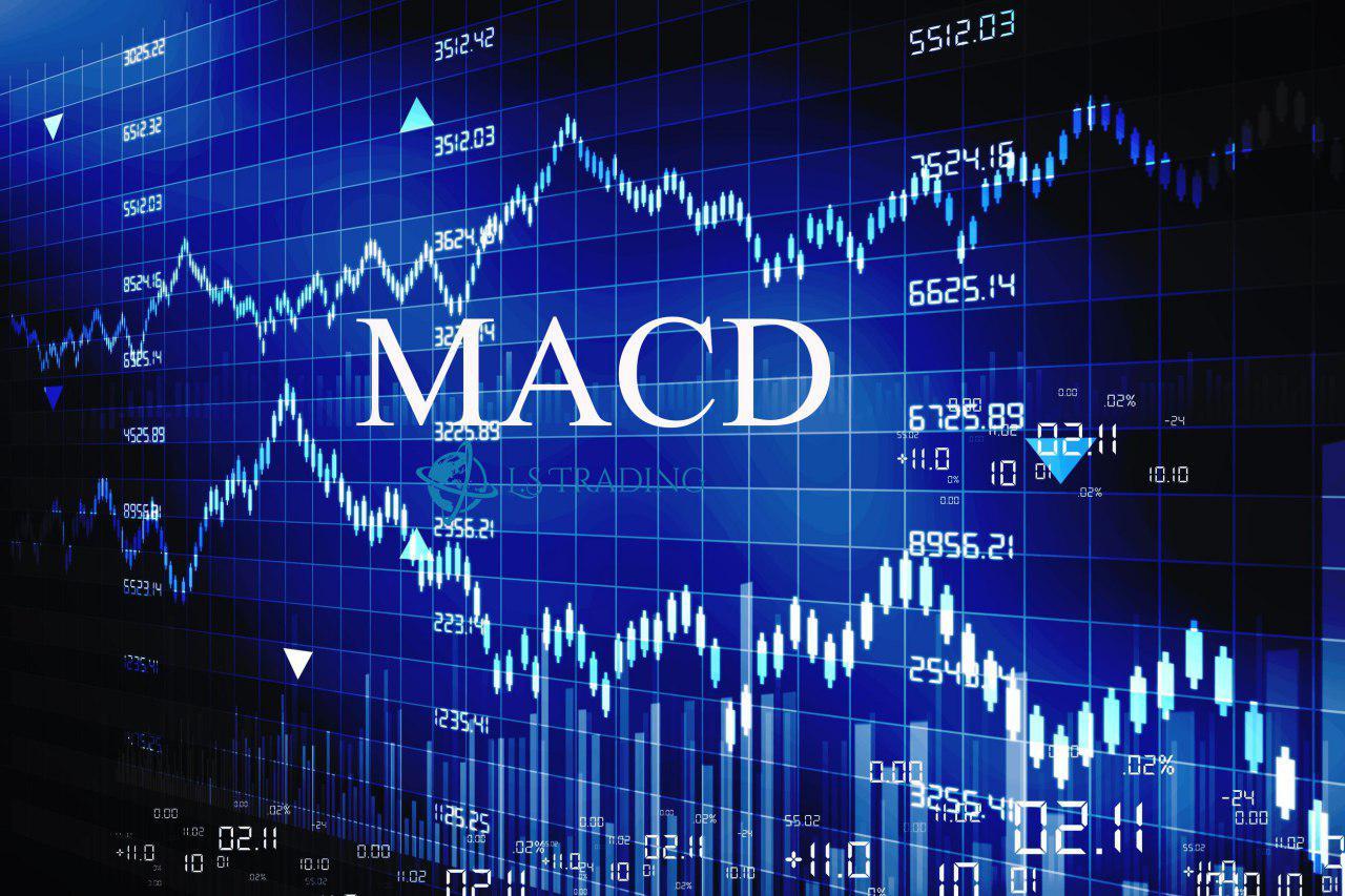 MACD - Intersecția liniilor indicatorului. Identificarea divergențelor.