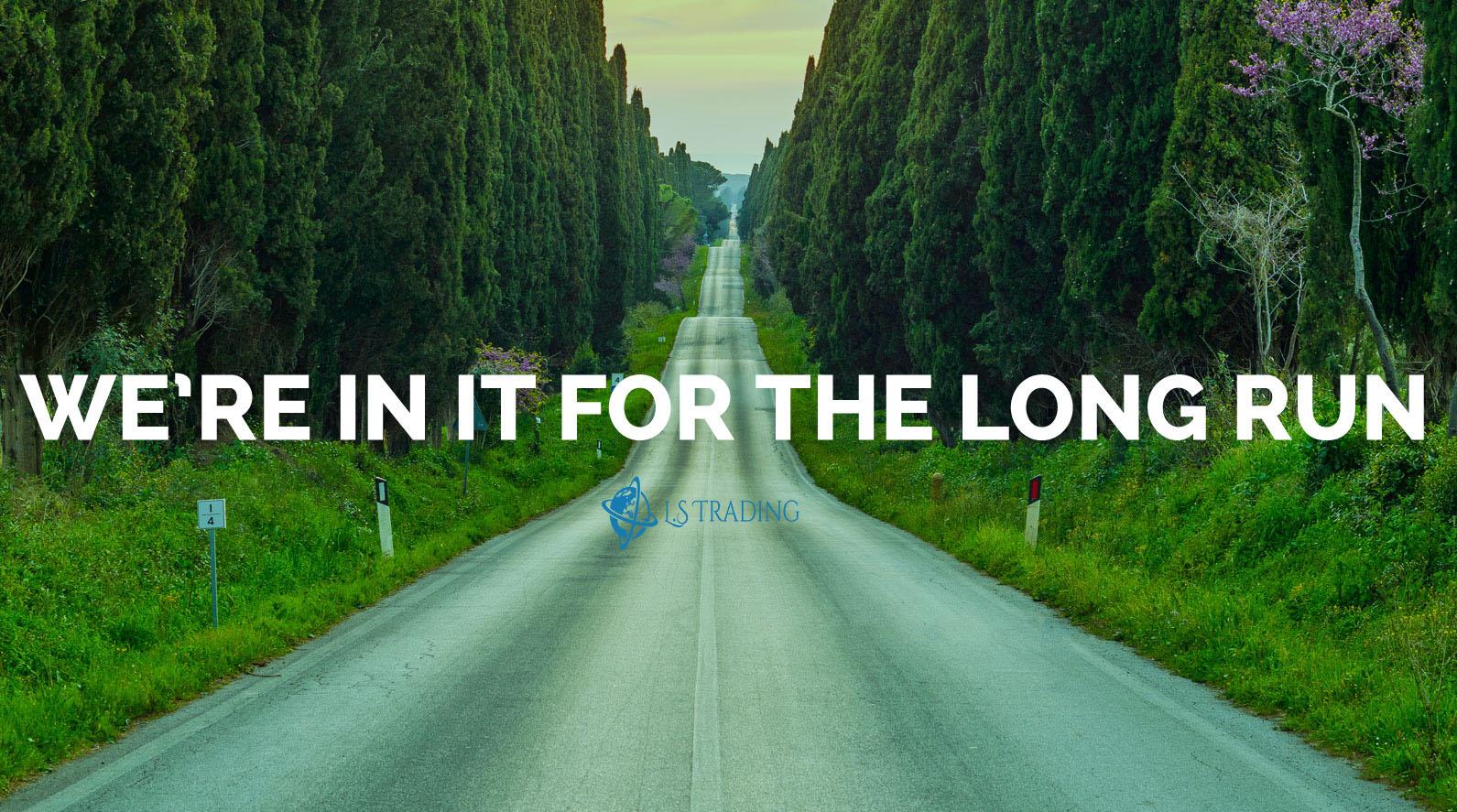 Tradingul este un maraton, nu un sprint